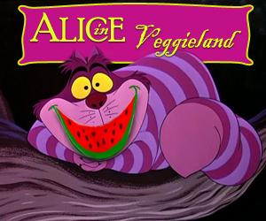 Script Alice in Veggie Land